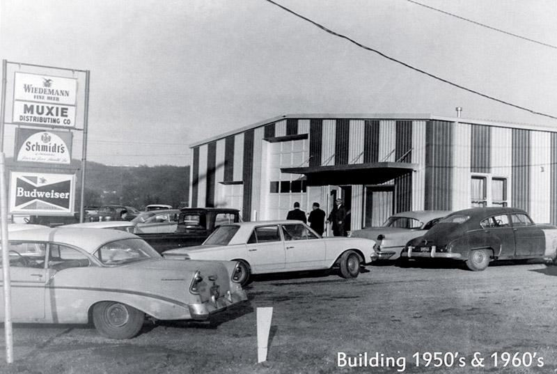 50s-60s Building