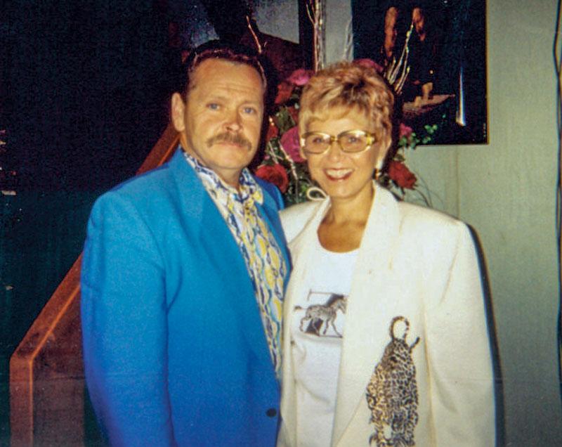 Dan and Sandy Auber