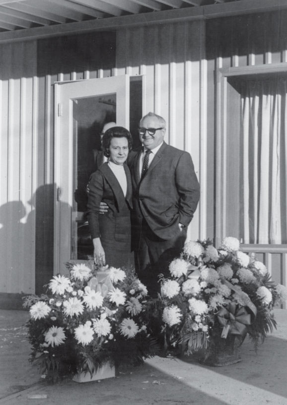 Virginia and Bruno Paolina
